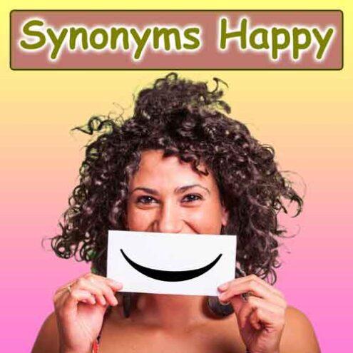 معنی happy